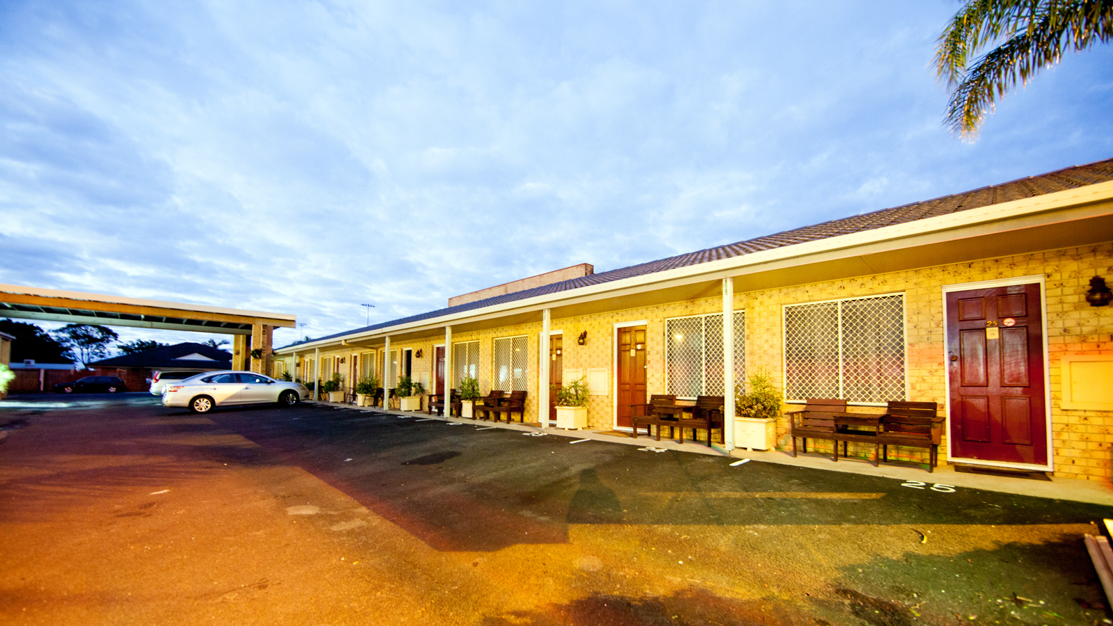 Hicraft Motel